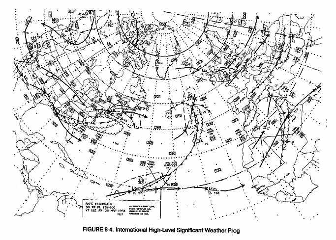 Sec - Us pressure map forecast