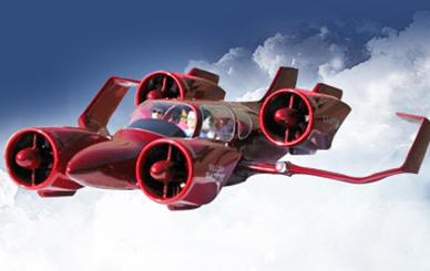 Moller International Schedules Test Flight Of The M400 Skycar