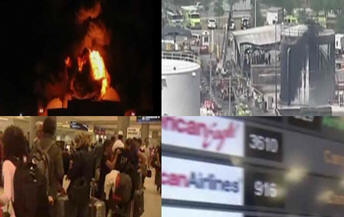Fire At MIA Continues To Cause Flight Cancelations And Delays