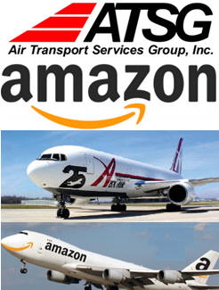 Air Transport Services Confirms Deal With Amazon To Operate Air