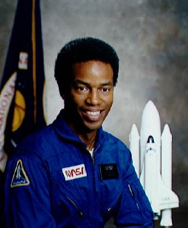 FirstBlack American Astronaut To Go Out Into Space