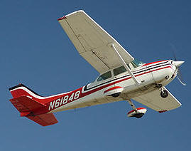 Cessna Pilots Check Your Tanks For Water Contamination