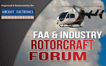 FAA And Avionics Rotorcraft Forum Concludes At AEA