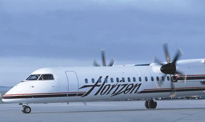 Horizon Air Makes Aviation History With First WAAS Flight