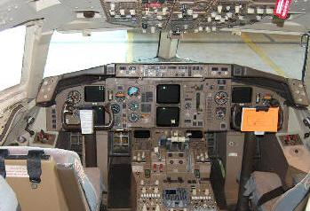 Latest survey shows dot employee satisfaction on the rise for Interieur boeing 757