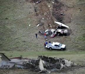 Patient And Wife Among 5 Dead In EMS Plane Crash Midland Texas