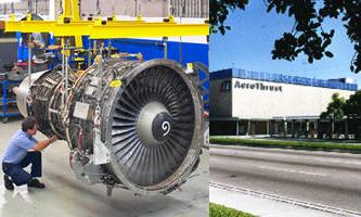 september 18 2010 aerothrust corporation described as the largest us provider of jet engine maintenance repair and overhaul services was sold intact turbine engine mechanic
