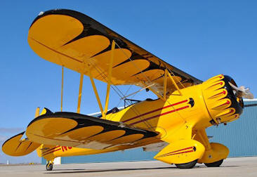 FAA Certifies S-TEC System 55X Autopilot For The WACO YMF-F5C And 5D